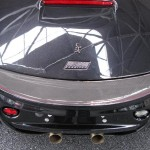 Heckflügel roadster MF5